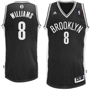 BROOKLYN NETS Williams basketball jersey 🔥